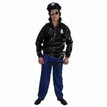 Foute agenten party kleding voor heren