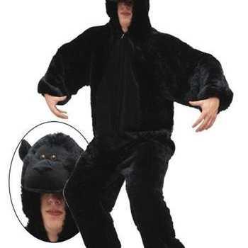 Foute apen party kleding voor volwassenen