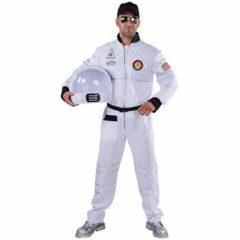 Foute astronaut party kleding voor heren