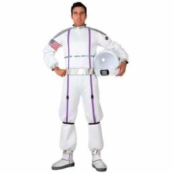 Foute astronauten pak/party kleding voor heren