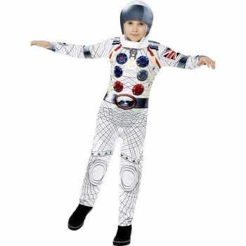 Foute astronauten party kleding voor jongens