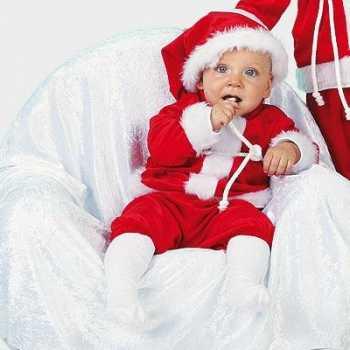Foute baby kerstpakje party