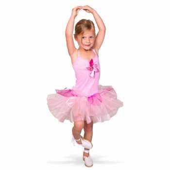 Foute ballerina party kleding voor meisjes