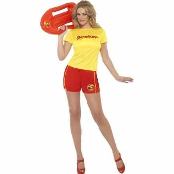 Foute baywatch party kleding voor dames