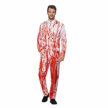 Foute bloederige smoking party kleding voor heren
