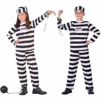Foute boef/boeven pak/party kleding voor kinderen