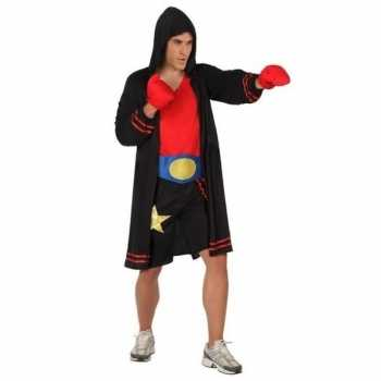 Foute bokser pak/party kleding voor heren