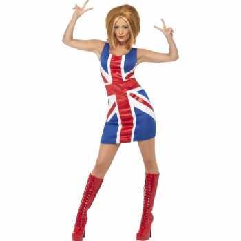 Foute britse vlag jurkje party