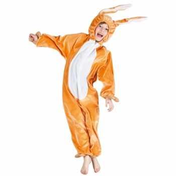 Foute bruin hazen party kleding voor kinderen