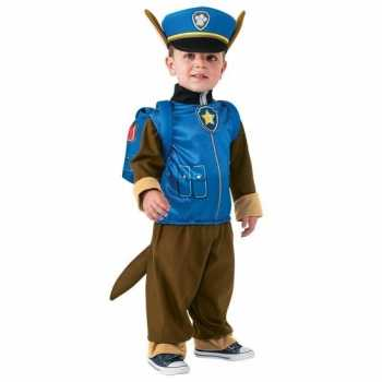 Foute carnaval party kleding chase paw patrol