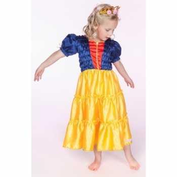 Foute carnaval party kleding sprookje prinses meisjes