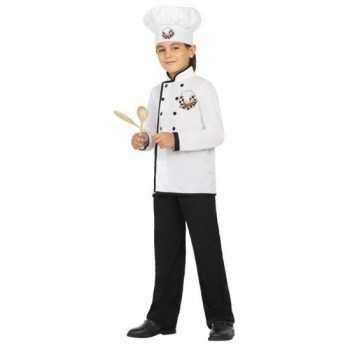 Foute chef kok party kleding voor jongens