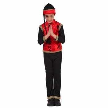 Foute chinese party kleding voor kids