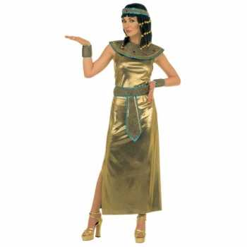 Foute cleopatra party kleding voor dames