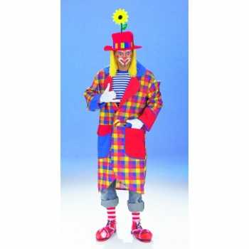 Foute clown party kleding