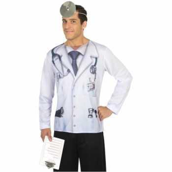 Foute compleet dokter party kleding voor heren