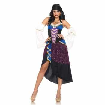 Foute compleet gypsy party kleding voor dames