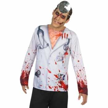 Foute compleet horror dokter party kleding voor heren
