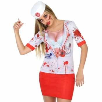 Foute compleet horror zuster party kleding voor dames