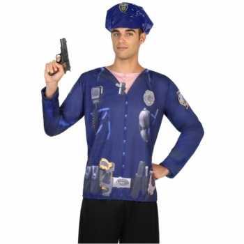 Foute compleet politie party kleding voor heren