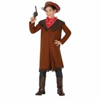 Foute cowboy john party kleding voor jongens