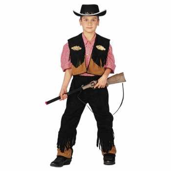 Foute cowboyparty kleding voor kinderen