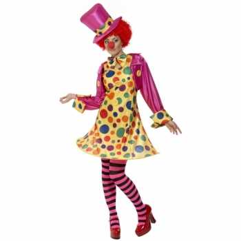 Foute dames clowns party kleding