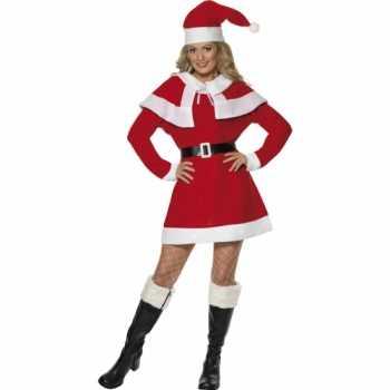 Foute dames kerstparty kleding jurkje