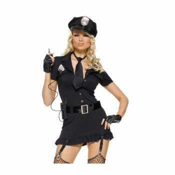 Foute dames party kleding set sexy politie