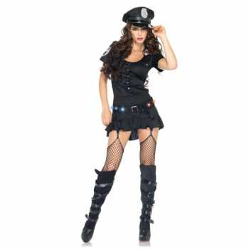 Foute dames party kleding sexy sergeant