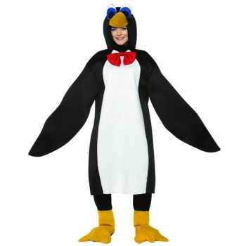Foute dieren party kleding pinguin volwassenen