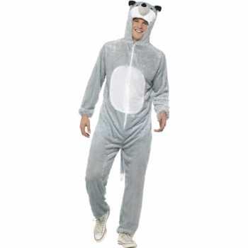Foute dieren party kleding wolf