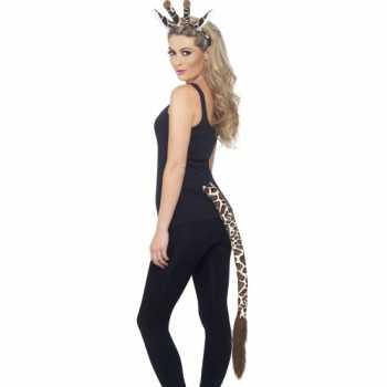 Foute dieren set giraffe party 10078162