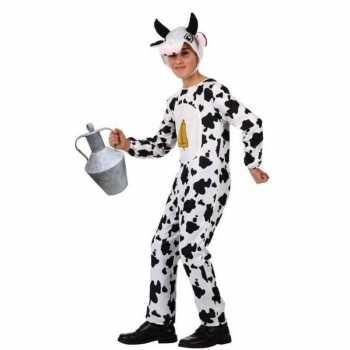 Foute dierenpak koe/koeien party kleding voor kinderen