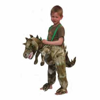 Foute dinosaurus party kleding
