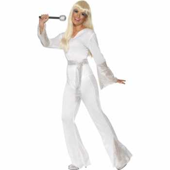 Foute disco party kleding dames