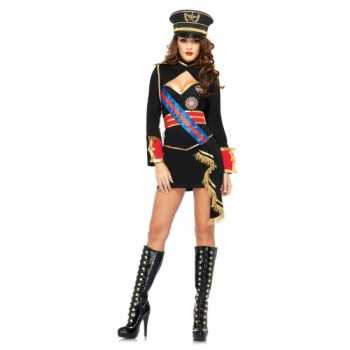 Foute diva dictator dames party kleding