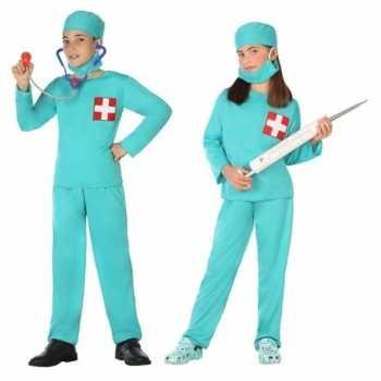 Foute dokter/chirurg party kleding voor jongens en meisjes