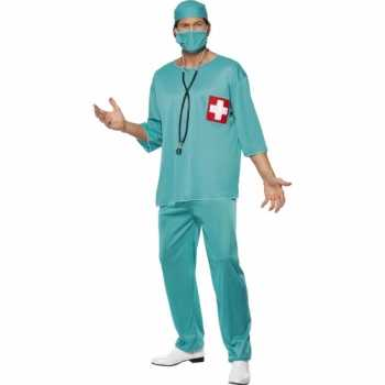Foute dokter party kleding chirurg