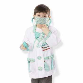 Foute dokter party kleding voor kinderen