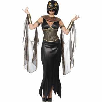 Foute egypte party kleding poezen godin bastet
