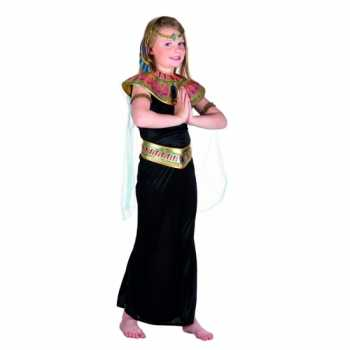 Foute egyptische prinses party kleding voor meisjes