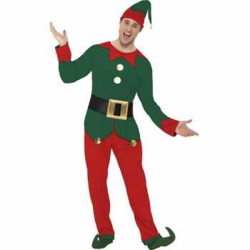 Foute elfen party kleding voor heren