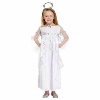 Foute engel kerst party kleding party kleding wit voor meisjes