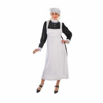 Foute engels dienstmeisje party kleding