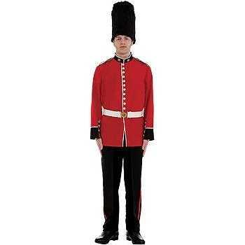 Foute engels officiers party kleding