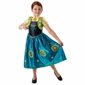 Foute feest party kleding anna frozen voor meisjes
