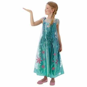 Foute feest party kleding elsa frozen voor meisjes