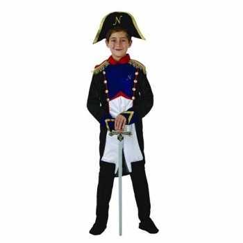 Foute franse generaal napoleon party kleding voor jongens