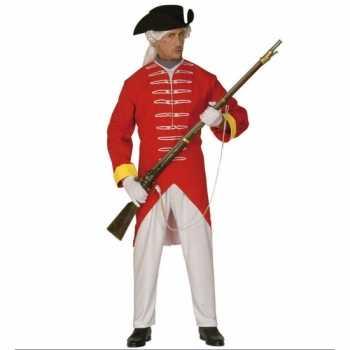 Foute franse revolutie party kleding rood